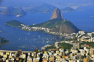 Rio de Janeiro will host many of the 2014 FIFA World Cup games, including the final, and the 2016 Summer Olympics and Paralympics, becoming the first South American city to host the Summer Olympics. Prices of sex services during these big events are higher than usually.