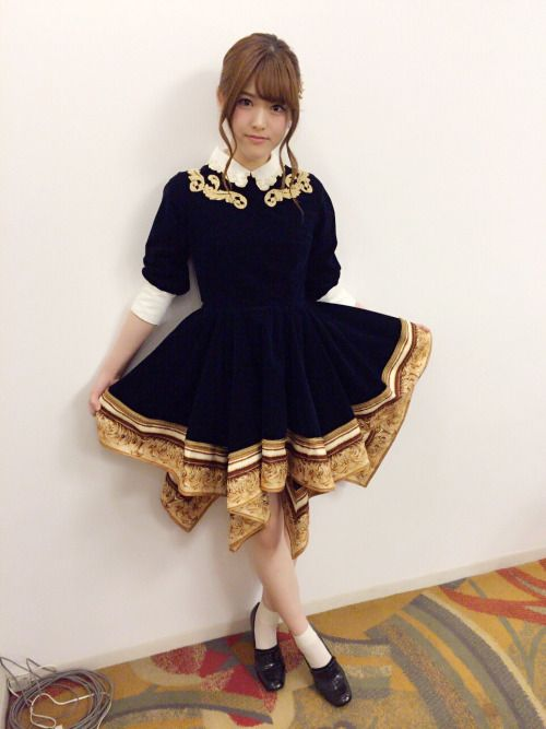 日々是遊楽也 — 2015/12/02 Matsumura Sayuri blog post