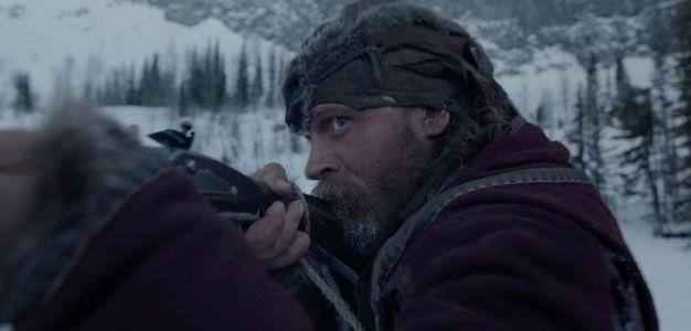 TOM HARDY - O Regresso (The Revenant) - indicado ao prêmio de melhor ator coadjuvante no #oscar2016