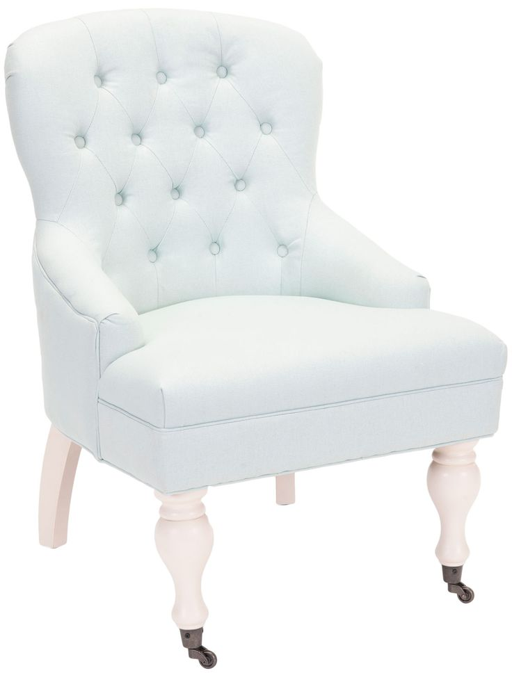 MCR4544B Accent Chairs   Furniture By. Light Blue ...