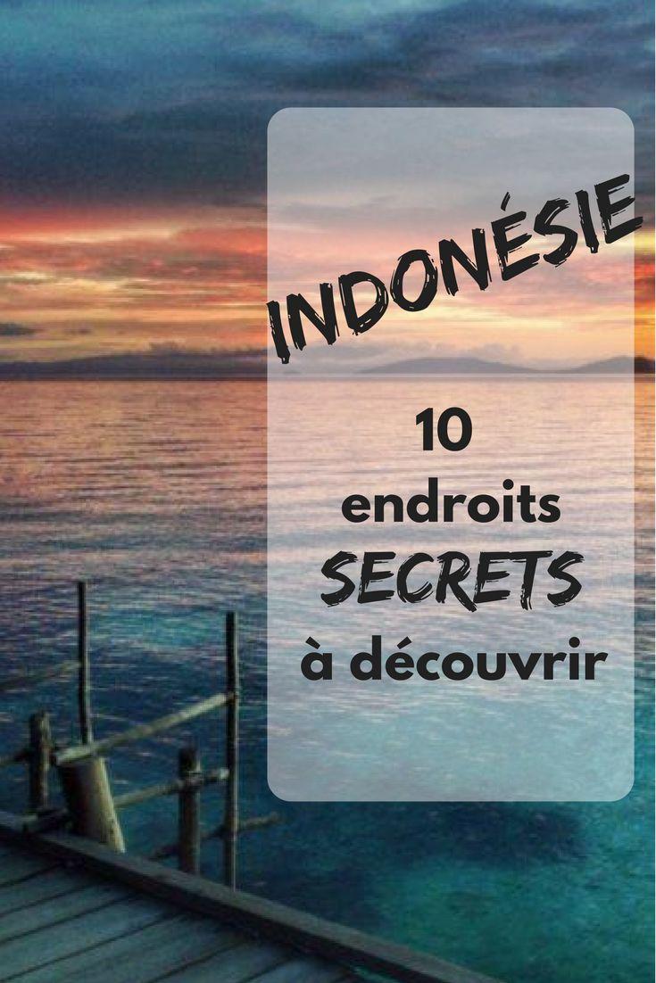L'Indonésie, c'est tellement plus que Bali, Lombok et les îles Gili. Le plus tu t'éloignes de ces destinations, le plus tu découvres des endroits délaissés par les touristes, mais oh combien paradisiaques!