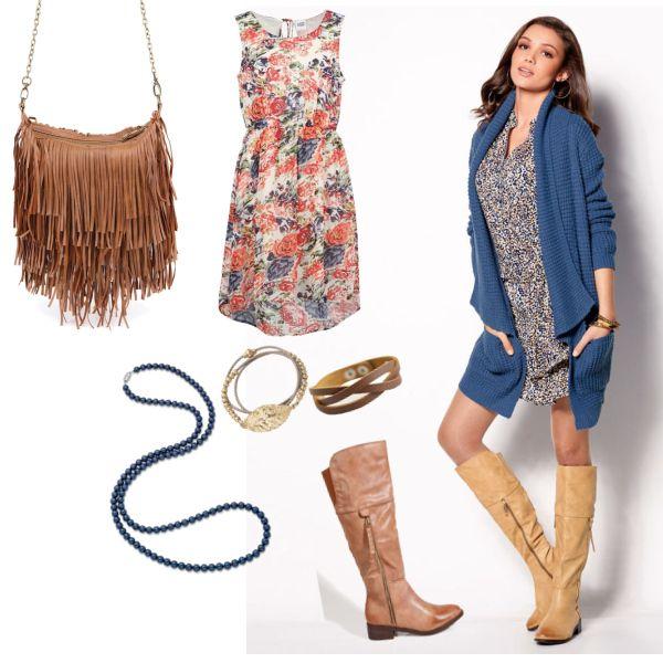 KVĚTINOVÁ ZAHRADA #sweater #original #fashion #stylish #svetr #maxisvetr #moda