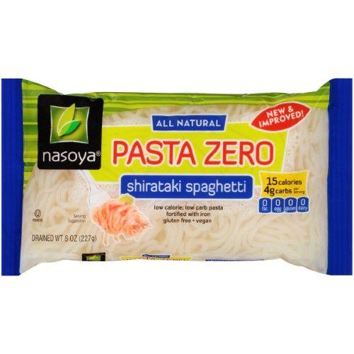 Nasoya Pasta Zero Shirataki Spaghetti Noodles, 8 Oz   Jet.com