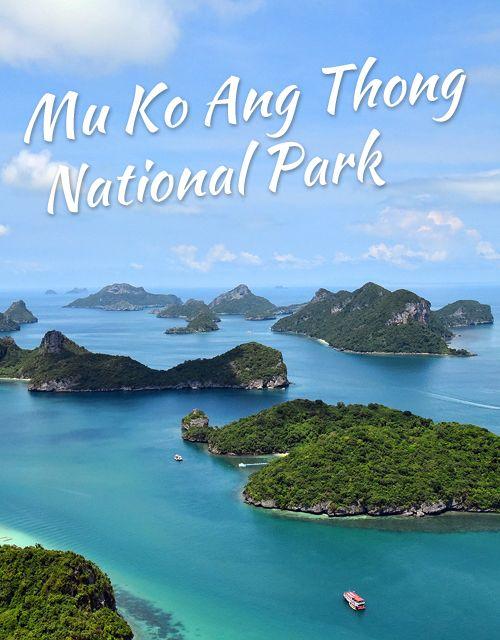 Thailand: Mu Ko Ang Thong National Park