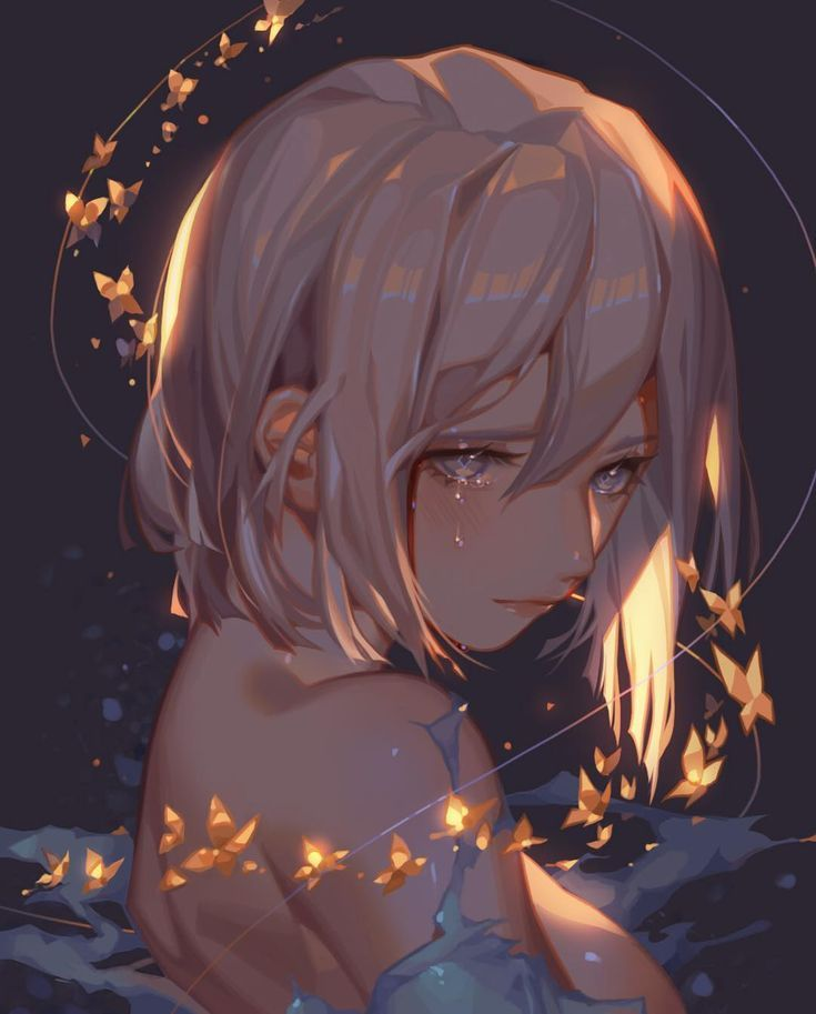 You Broke My Coronary Heart Broke Heart Anime Art Girl Art Drawing Challenge
