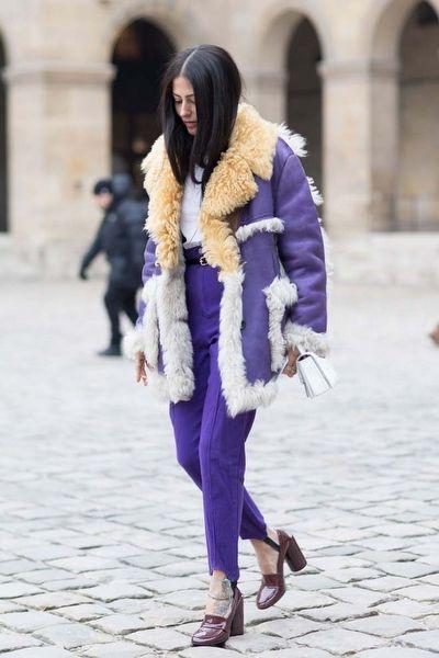 Paris Haute Couture 2017 Sokak Stilleri: 3. Gün - InStyle Türkiye