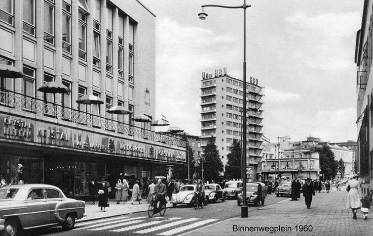 Binnenwegplein 1960