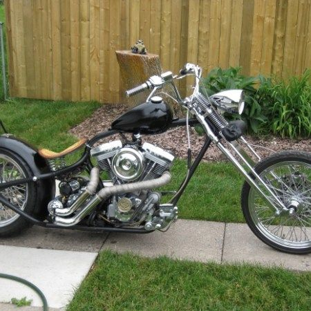 Custom Choppers Harley Davidson (122)