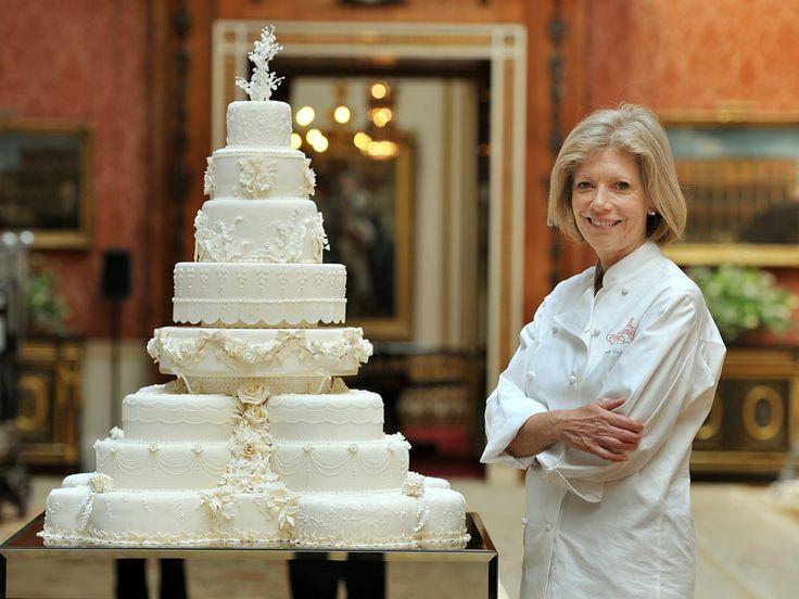 William & Kates Wedding cake