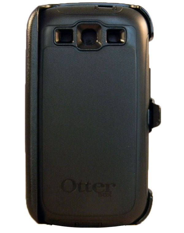 New OEM Otterbox Defender Case Cover Series Samsung Galaxy S3 Black Belt Clip  #samsung #samsungmobile
