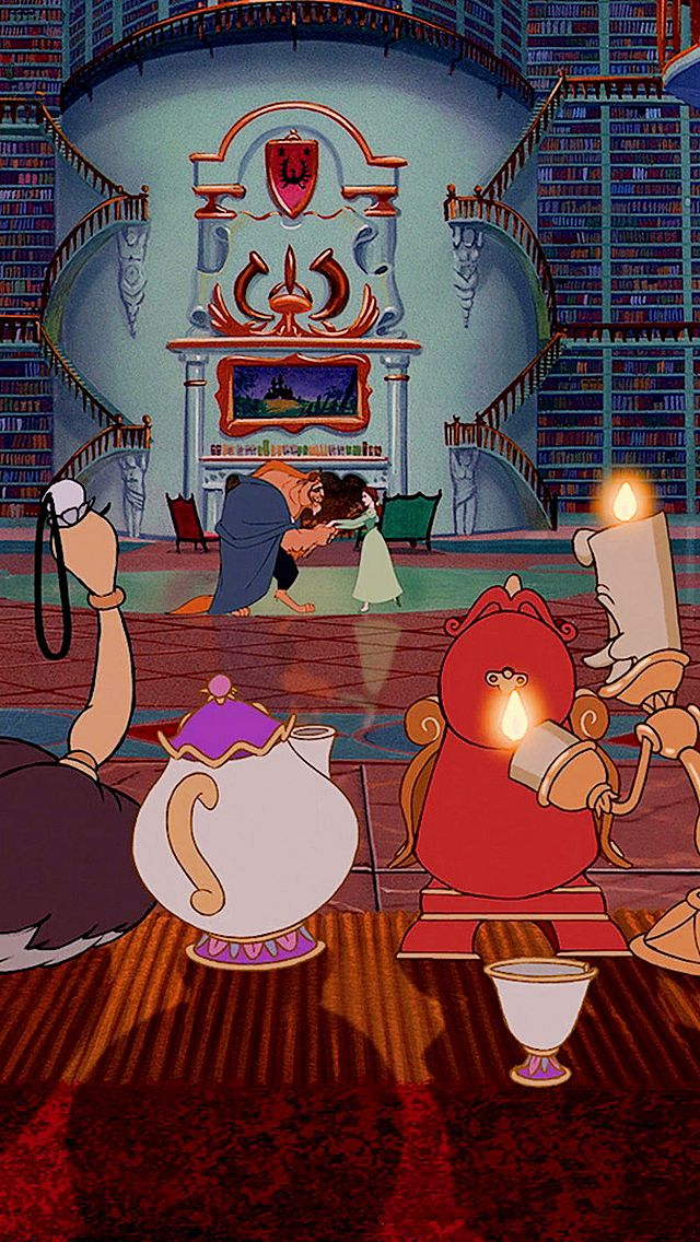 I Love Beauty And The Beast But Have Never Seen 1991 Movie This Is First Time Ever A Picture Of Beasts Library