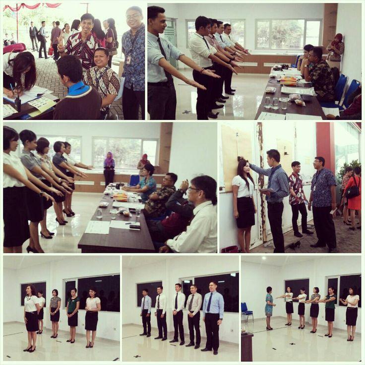 Proses seleksi Experienced Flight Attendant tgl 2 Oktober 2014 di Head Office PT.Sriwijaya Air. Terima kasih telah berpartisipasi dan semoga beruntung Partners! | Sriwijaya Air - Your Flying Partner