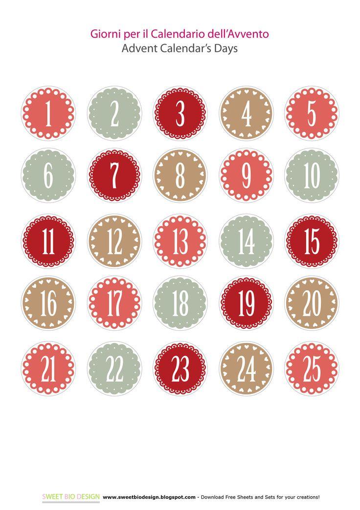 Tutorial: Calendario dell'Avvento - Advent Calendar