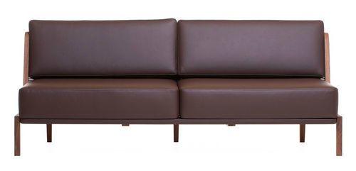 Modern Sofa Fr Innenbereich Leder 2 Pltze THRONE