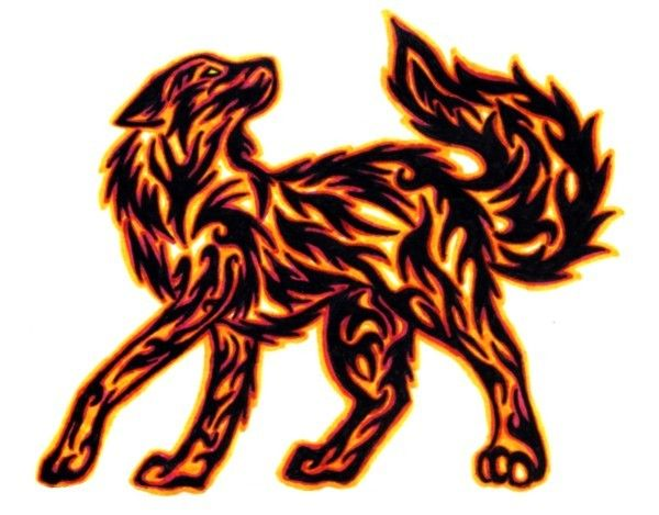 Fire+Wolf | Anime Wolf with Wings | Animal Art | Pinterest ... Anime Fire Wolves With Wings