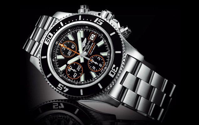 Breitling Superocean Chronograph II Watch
