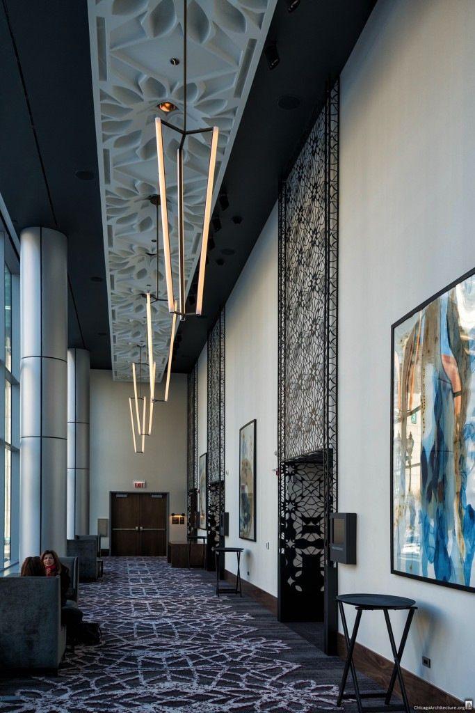 Ana zanic origin large scale watercolor 55 x93 at for Design hotel chicago