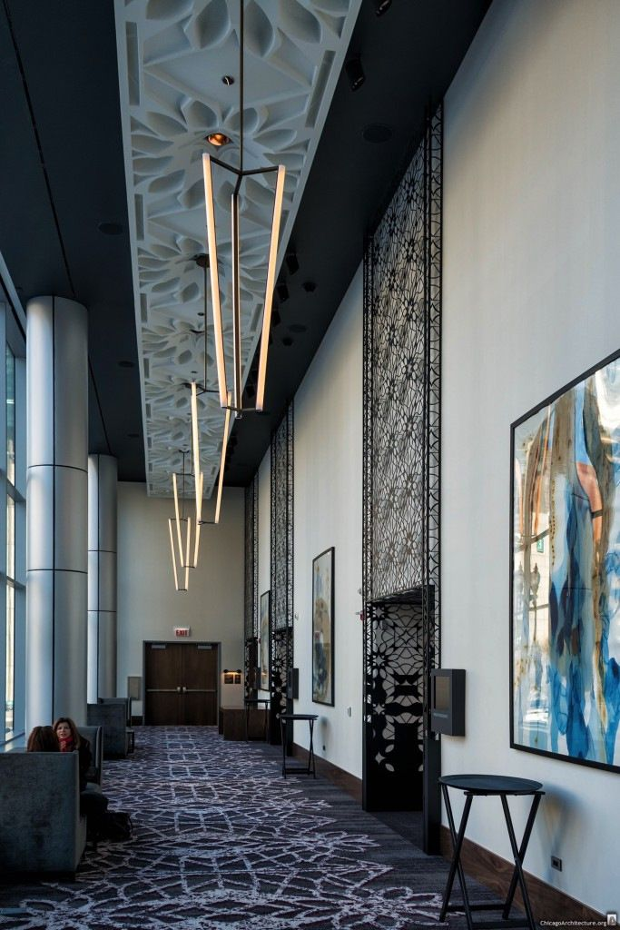 Ana zanic origin large scale watercolor 55 x93 at for Design hotels chicago