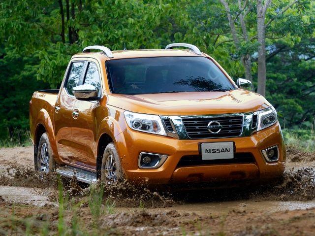 Nouveau #Nissan #Navara Pick-up - Blog #Autoreflex