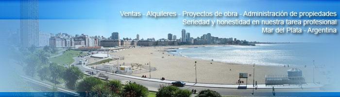Alquiler y venta de propiedades en Mar del Plata y zona