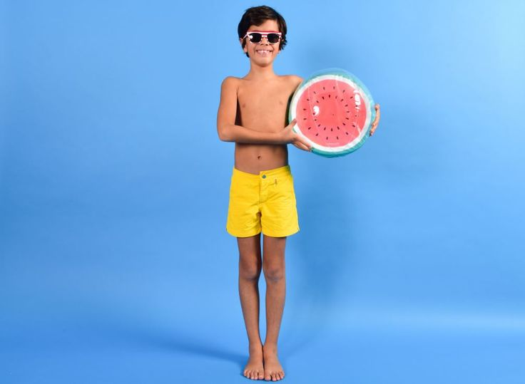 Kids swimwear brand Beanie & Bear collaborates with children's eyewear brand Zoobuglondon for their SS16 look book.  http://beanieandbear.com/ http://zoobug.com/ #alegremedia