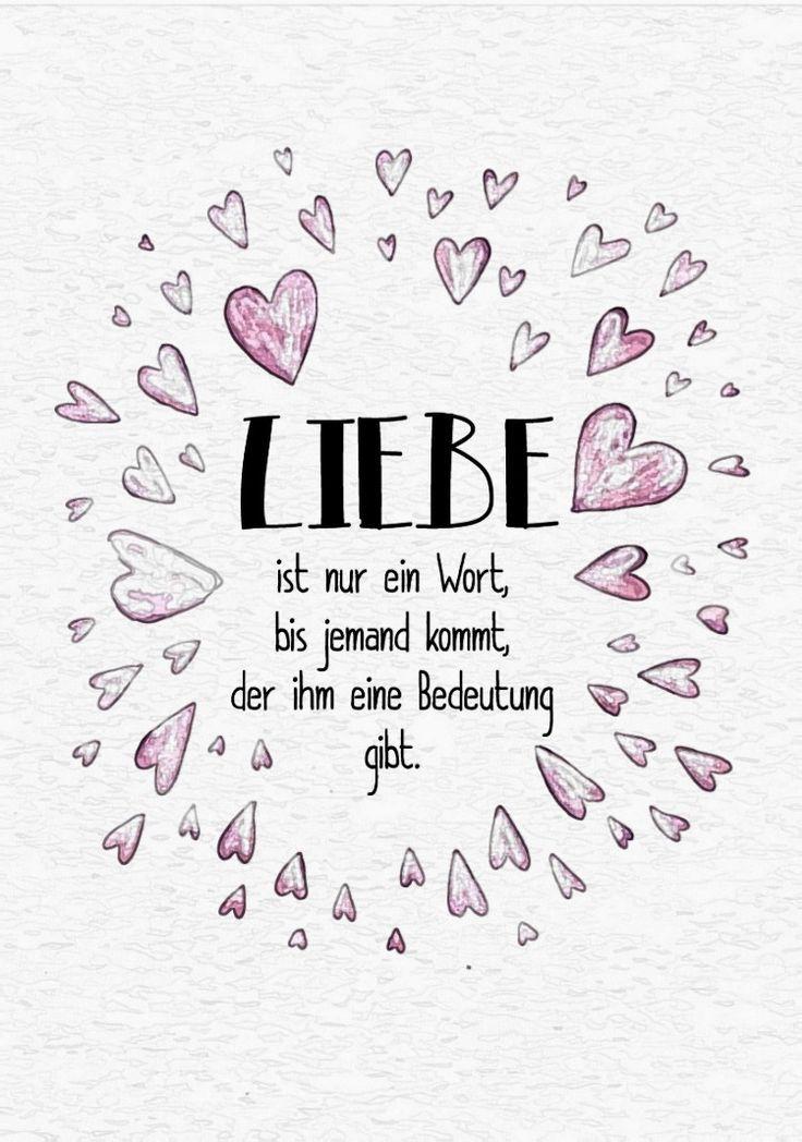 Schön dass du in mein Leben gekommen bist Das heißt #ichliebedich