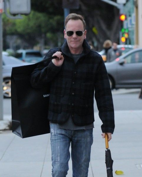 Kiefer Sutherland Photos Photos - Zimbio
