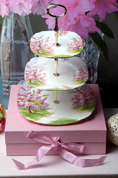 25 Unique Tiered Cake Stands Ideas On Pinterest Cake