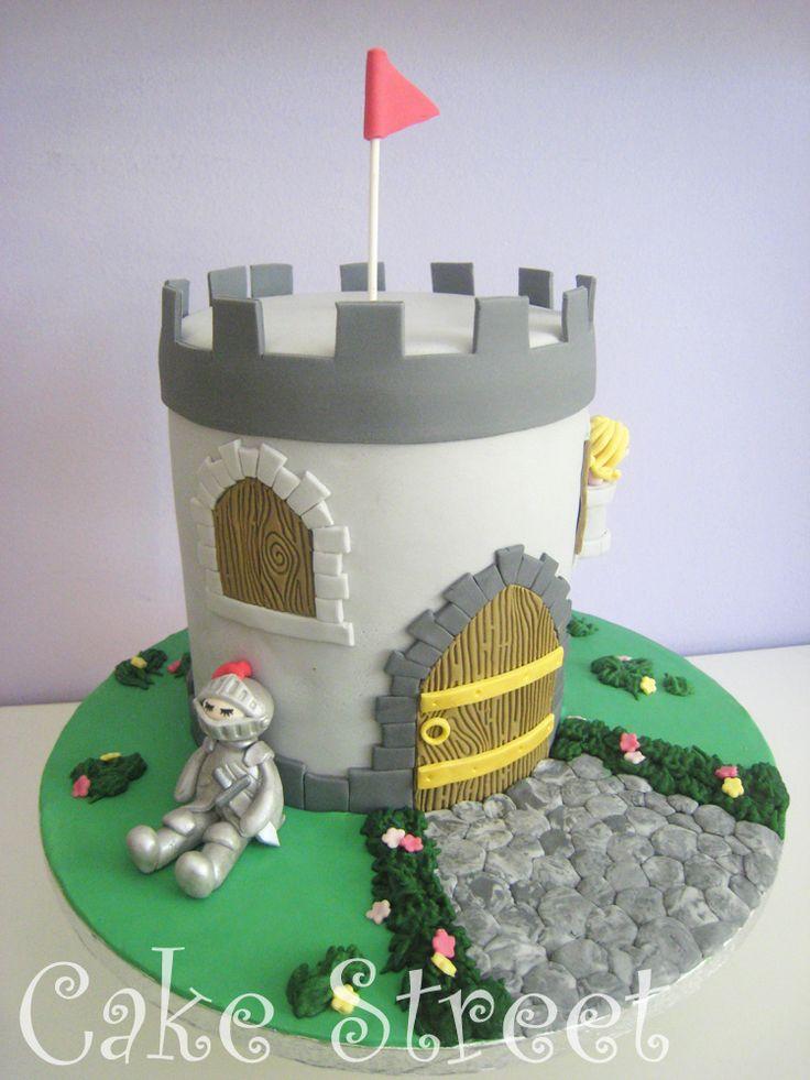 Castle Cake!