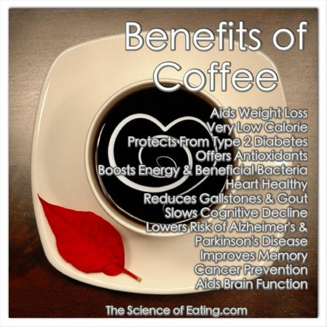 Coffee and health: What does the research say? - Mayo Clinic