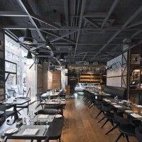 KNRDY Restaurant by Suto Interior Architects » CONTEMPORIST