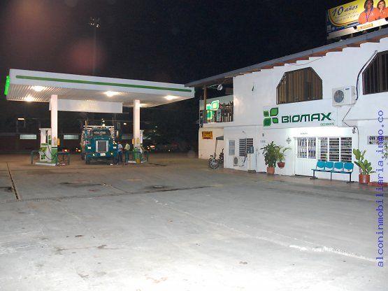 Estacion de Servicio Venta Yumbo - Alcon Inmobiliaria S.A.S.