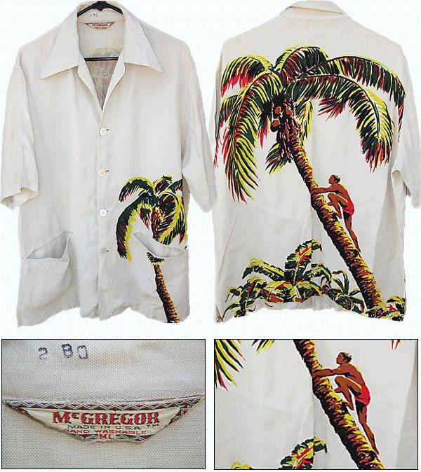 McGregor vintage shirt