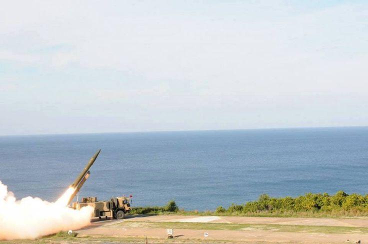 The J-600T Yıldırım (English: Thunderbolt) conventional battlefield ballistic missile system