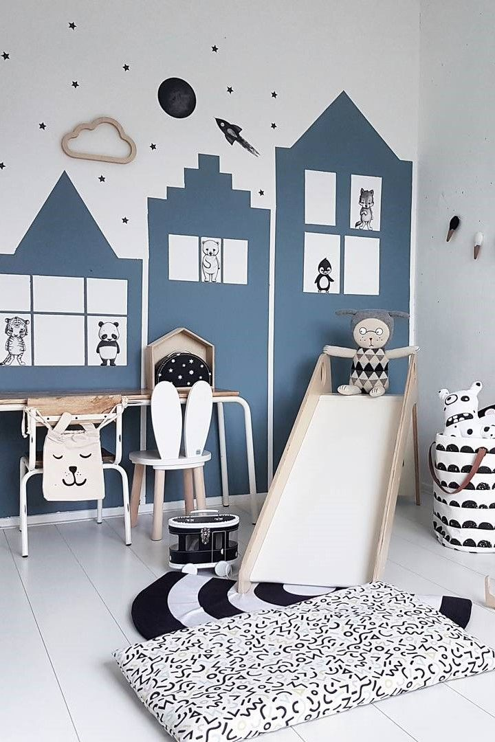 Pinterest Blushedcreation Boy Boys Bedroom Bedroomdecor Inspo Blushedcreations Bedr Scandinavian Kids Rooms Boys Bedroom Modern Kids Room Inspiration