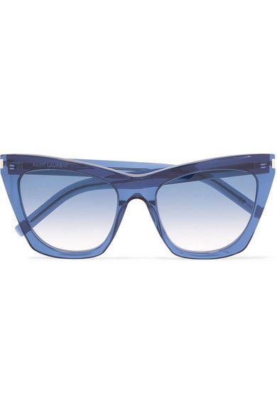 dbdfc39b0a Kate Cat-Eye Acetate Sunglasses