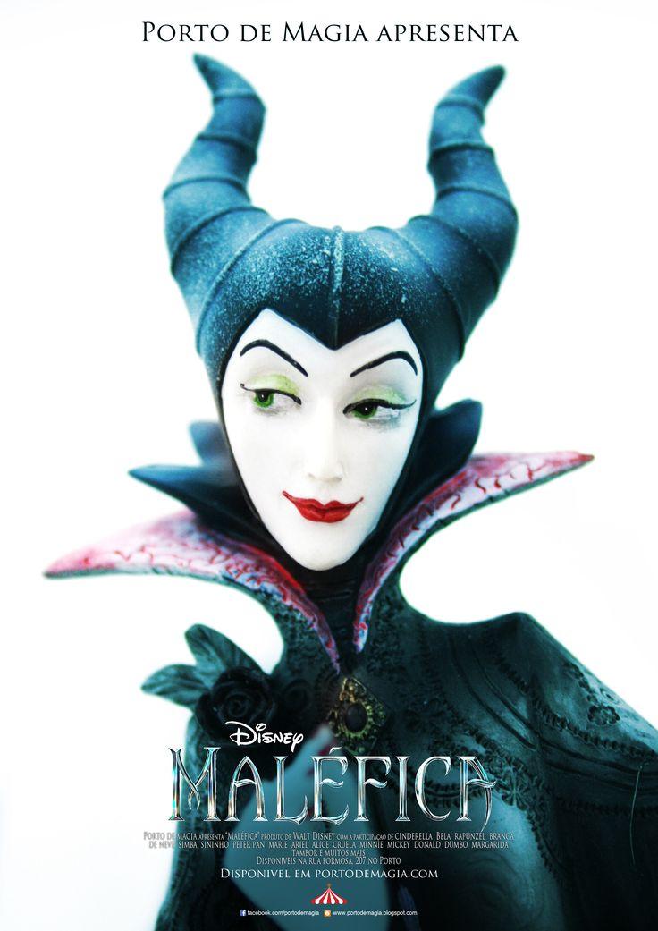 Maleficent in Porto de Magia