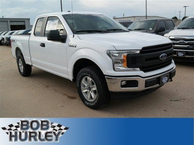 New 2018 Ford F150 Xl Truck For Sale Near You In Tulsa Ok Get More Information And Car Pricing For This Vehicle On Autotrader New Ford F150 F150 Autotrader