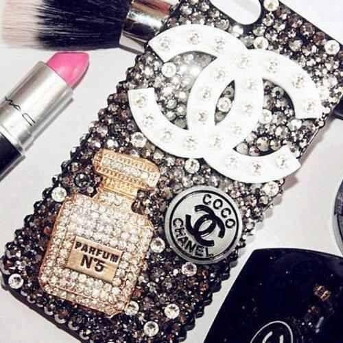 Chanel phone case!