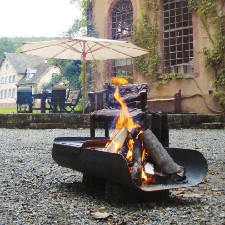 Hervorragend Best 20+ Feuerschale mit grill ideas on Pinterest | Außengrill  KL28