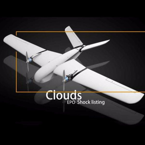 X-UAV Clouds 1880mm Wingspan EPO FPV Aircraft RC Airplane KIT https://www.fpvbunker.com/product/x-uav-clouds-1880mm-wingspan-epo-fpv-aircraft-rc-airplane-kit/    #planes