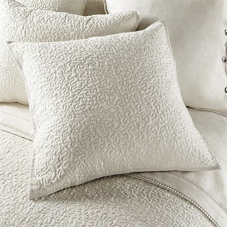 find this pin and more on white quilted pillow shams by