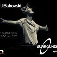 Matt Bukovski - Surrounded 050 (23-05-2014) by Matt Bukovski on SoundCloud
