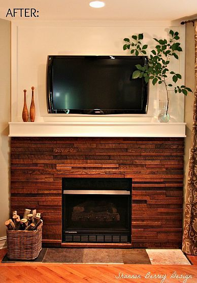57 best Fireplace redo ideas images on Pinterest | Fireplace ideas ...