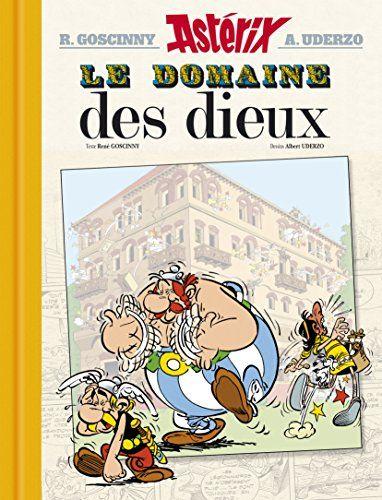 Edición Especial de La Residencia de los Dioses, en francés