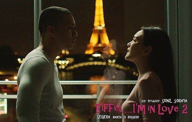 Film Eiffel Im in Love 2 2018 - Film Bioskop Terbaru