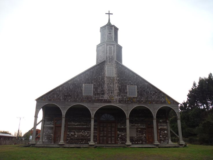 Iglesia Nuestra Señora de la Gracia de Quinchao