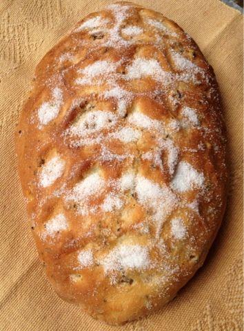 Secretos de Pastelero: Torta de Anises y Chicharrones