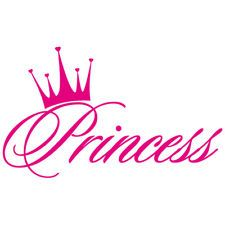 Pink Princess Crowns Logo Google Search A Is For Amelia