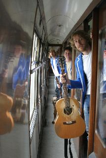 Hope & Social Grassington Festival Run Steam Train 3